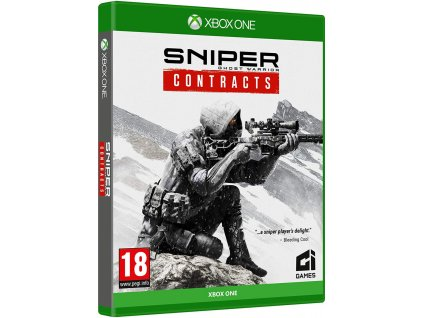 sniper contracts XBOX ONE