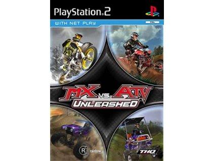 PS2 MX vs. ATV Unleashed