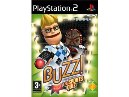 PS2 buzz the sports quiz