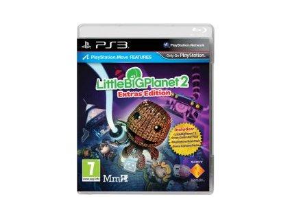 PS3 Little Big Planet 2: Extras Edition (nová)
