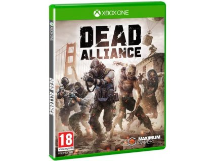 xbox one dead alliance