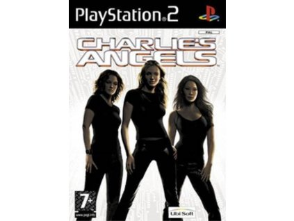 ps2 charlie's angels