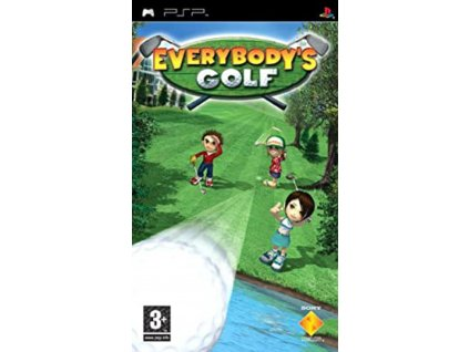 PSP Everybody's Golf