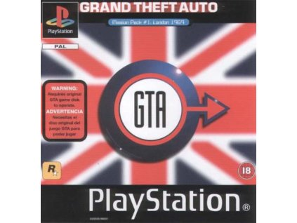 Ps1 grand theft auto london