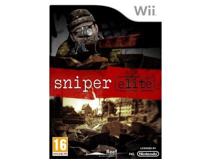 wii sniper elite