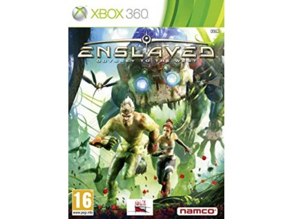 XBOX 360 Enslaved Odyssey to the West