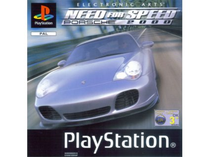 PS1 need for speed porsche