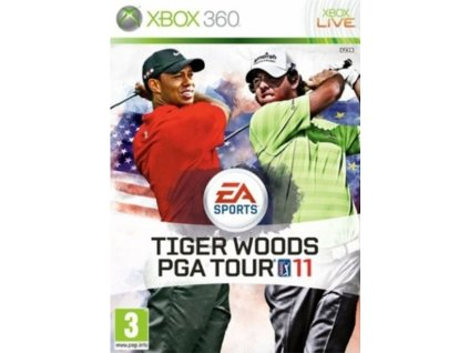 XBOX 360 Tiger Woods PGA Tour 11