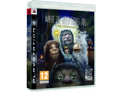 PS3 Where the Wild Things Are