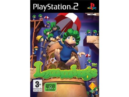 Lemmings ps2