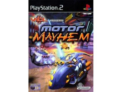 ps2 motor mayhem