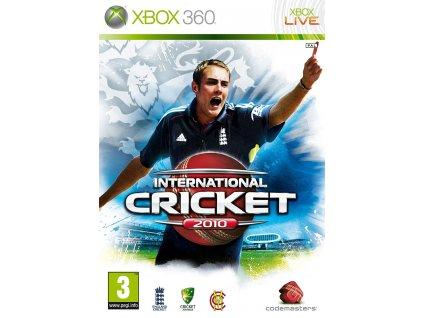 XBOX 360 Ashes Cricket 2010