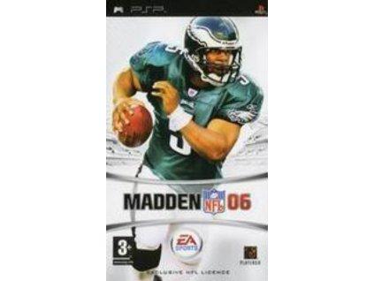 PSP Madden NFL 06
