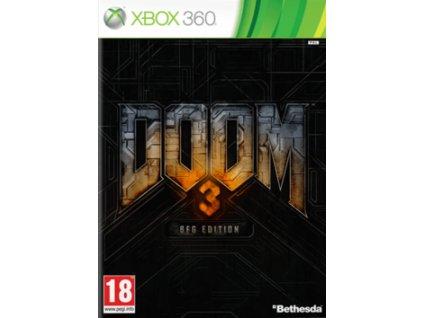 XBOX 360 Doom 3 - BFG Edition