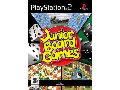 PS2 Junior Board Games