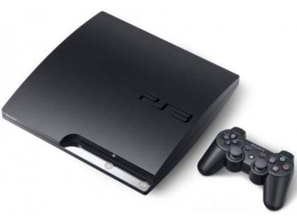 PLAYSTATION 3 SLIM 160GB + SONY DUALSHOCK 3
