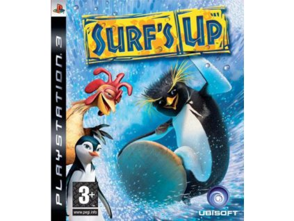 PS3 Surfs Up