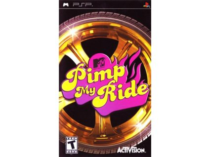psp pimp my ride