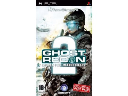 PSP Tom Clancy's Ghost Recon Advanced Warfighter