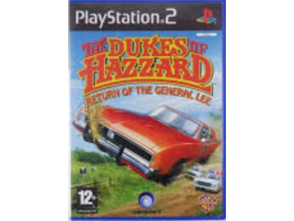 ps2 dukes of hazzard return of the general lee