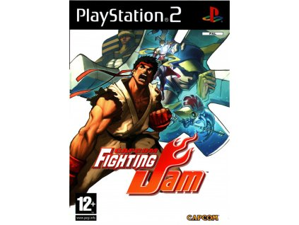 PS2 fighting jam