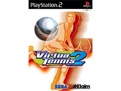 PS2 Virtua Tennis 2