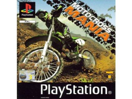 PS1 Motocross Mania