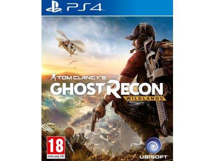 PS4 Tom Clancys Ghost Recon Wildlands