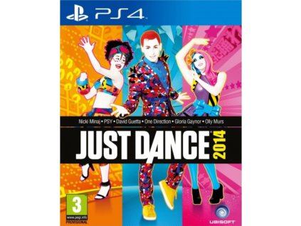 PS4 Just Dance 2014