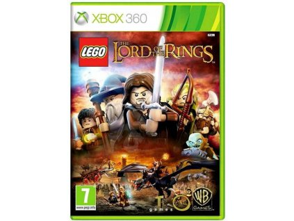 XBOX 360 LEGO Lord of the Rings