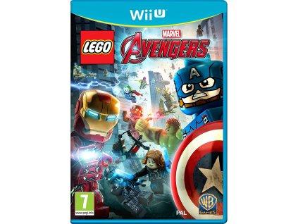 Lego Marvel Avengers wiiu