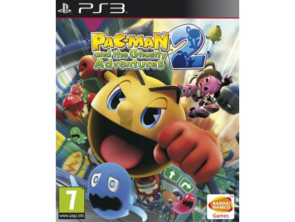 PS3 Pac Man And The Ghostly Adventures 2