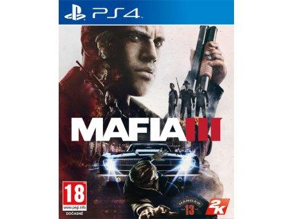 PS4 Mafia 3 CZ