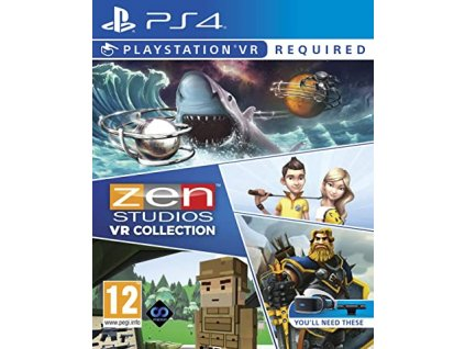 Zen Studios Ultimate VR Collection (PSVR)