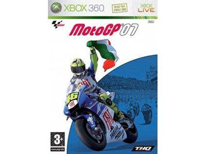 XBOX 360 MotoGP 07