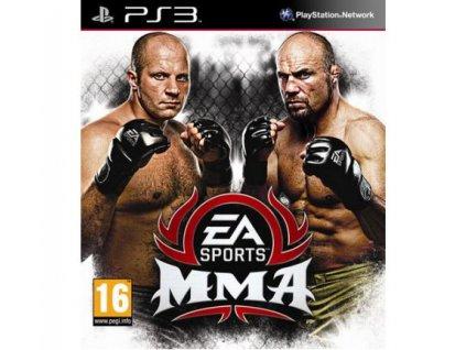 PS3 EA Sports MMA: Mixed Martial Arts (nová)