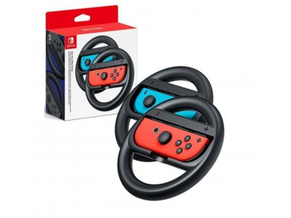 Nintendo Joy Con Wheel Pair