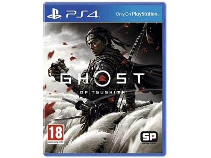 ps4 ghosts of tsushima