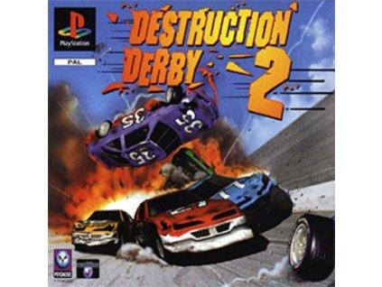 ps1 destruction derby 2