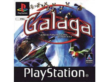 ps1 galaga