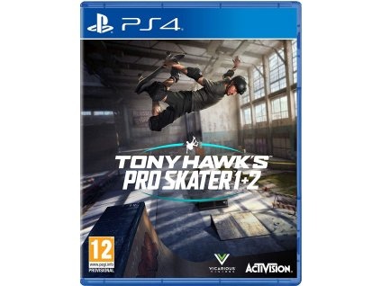 Tony Hawks Pro Skater 1 + 2 ps4