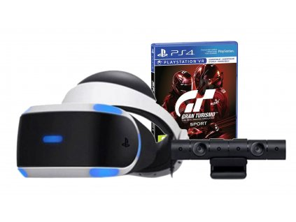 Playstation VR + Gran turismo sport