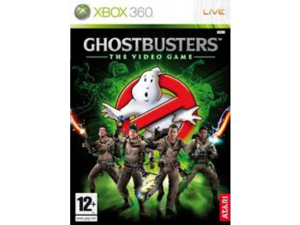 XBOX 360 Ghostbusters