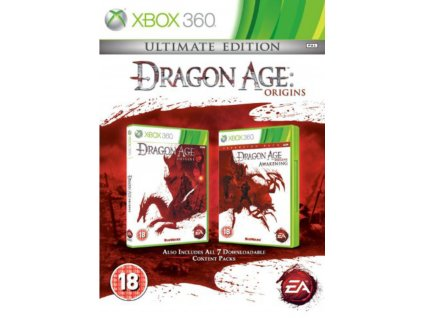 Dragon Age Origins Ultimate Edition Xbox 360