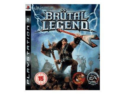 PS3 Brutal Legend