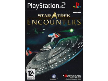 ps2 star trek encounters