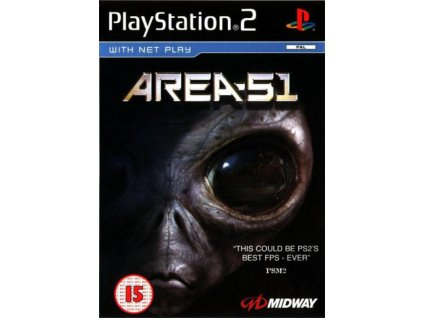 ps2 area 51