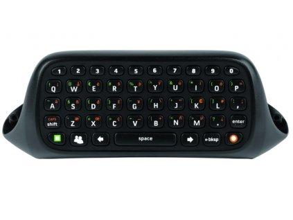 XBOX 360 Chatpad bezdrátová klávesnice Microsoft
