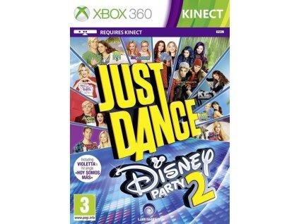 just dance disney party 2 (xbox 360)