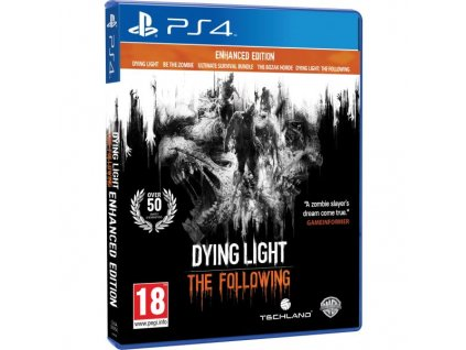 PS4 Dying Light: The Following- Enhanced Edition (nová)
